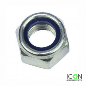 stainless steel nyloc nut