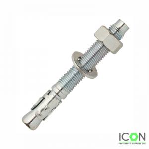 throughbolt eta option7 zinc