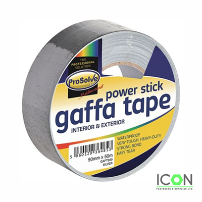 duct gaffa tape silver