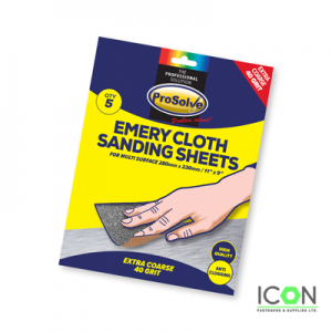 Emery Cloth Sanding Sheet