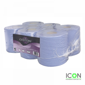6 bale blue centrefeed rolls