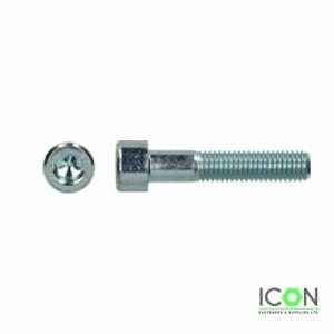 zinc socket cap