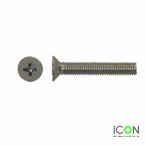 stainless machine screw