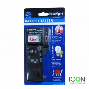 battery bulb tester