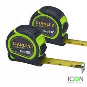 high vis measuring tape