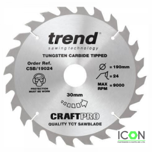 trend saw blade
